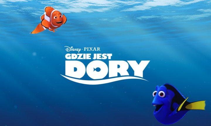 Recenzja bajki Disneya Gdzie jest Dory