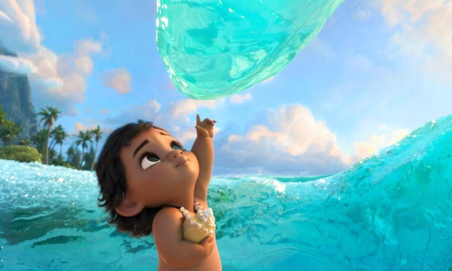 Vaiana Skarb oceanu. Recenzja najnowszej produkcji Disneya.