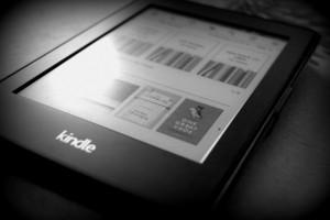 kindle czytnik ebook