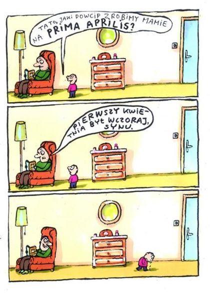 śmieszne żarty dla dzieci
