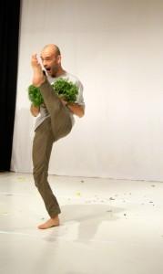 Warzywa są z kosmosu w Teatrze Małego Widza