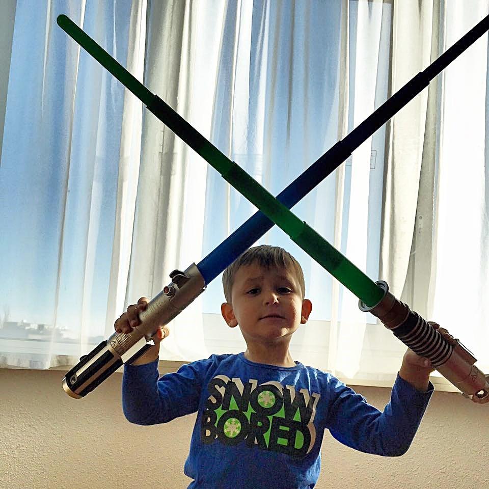 Star Wars - poczuj tę moc!