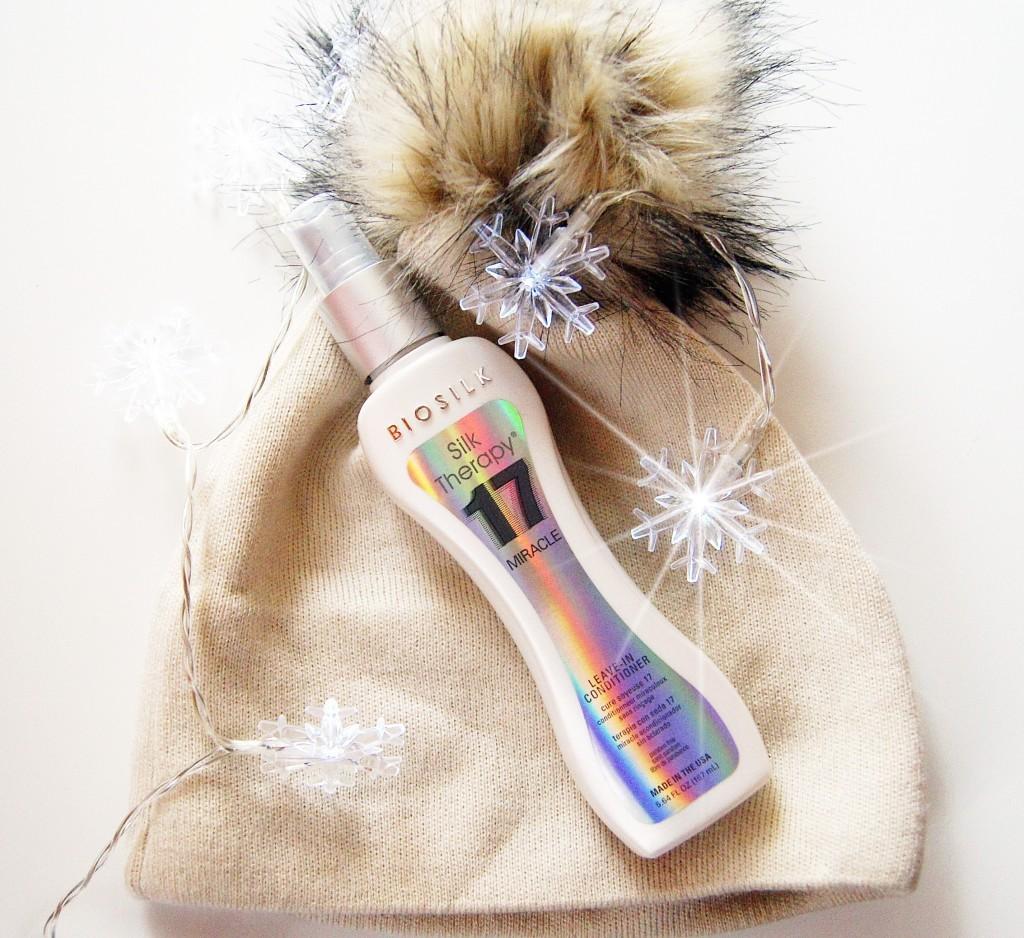Sposób na piękne włosy zimą