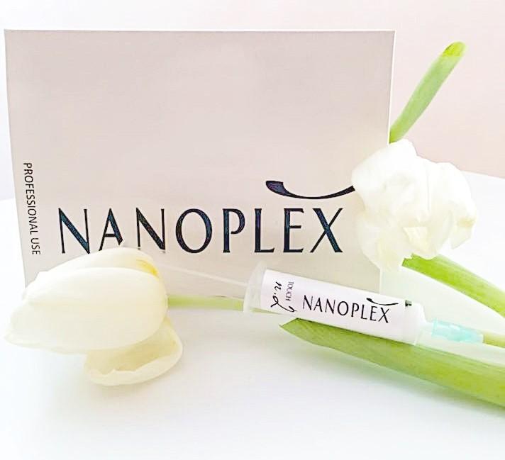 Regeneracja włosów podczas farbowania z Nanoplex