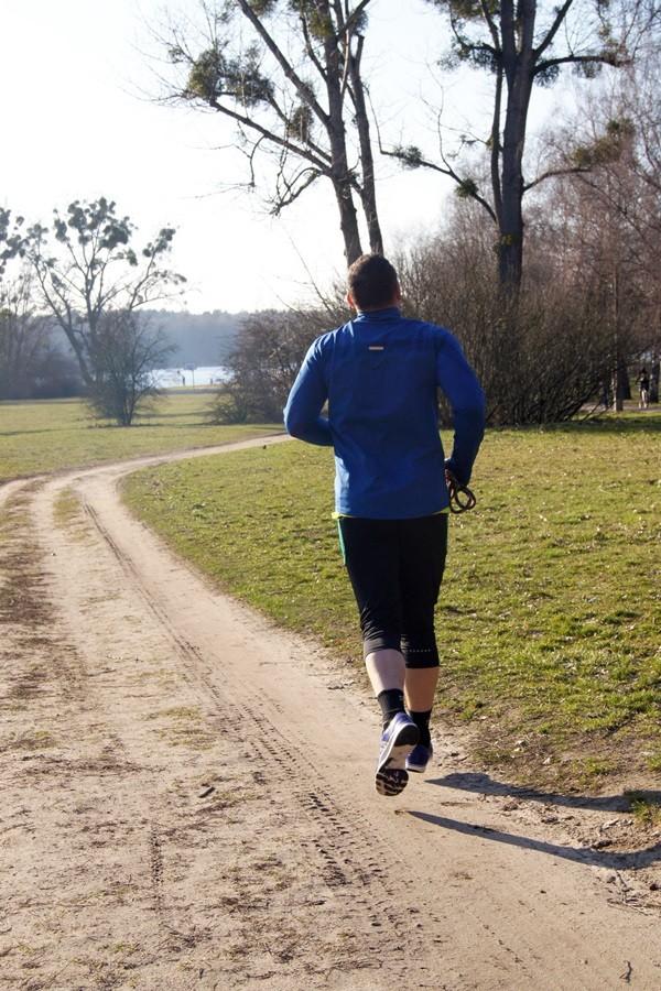 Jogging najlepszy sposób a stres