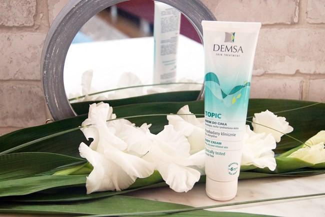 Kosmetyki Demsa, czy faktycznie są dobre przy AZS