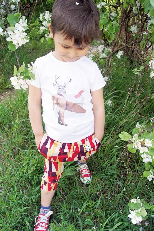Moda na placu zabaw, Czesiociuch ulubione ubrania dla dzieci.