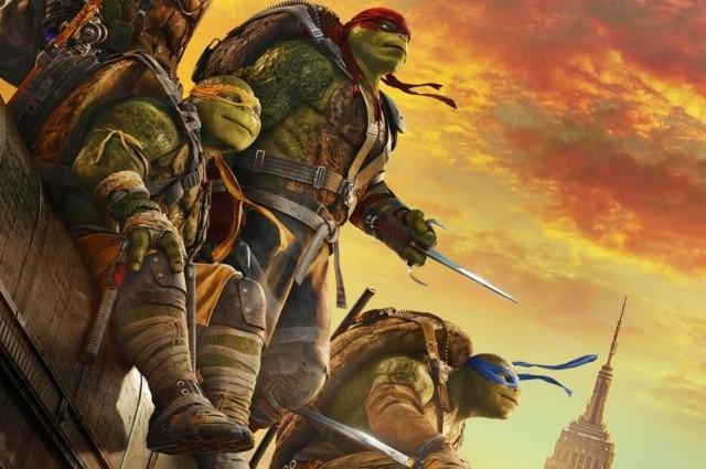Recenzja filmu Wojownicze żółwie ninja Wyjście z cienia (3)