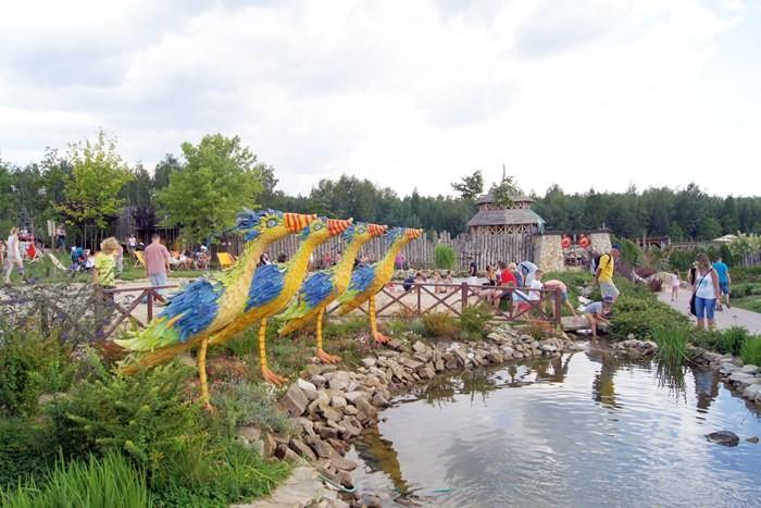 Magiczne Ogrody, spotkanie z naturą i światem baśni.