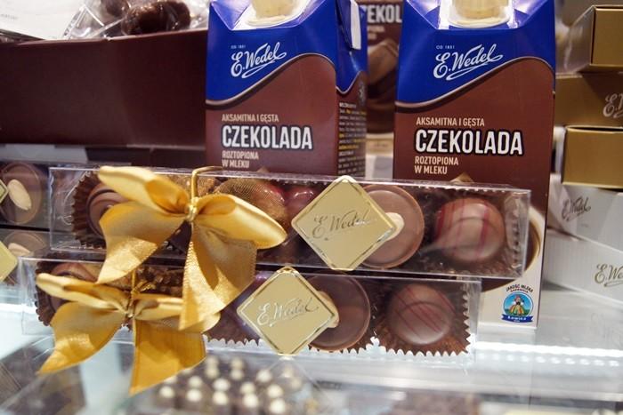 Pijalnia Czekolady E.Wedel - kraina słodkiej przyjemności + KONKURS