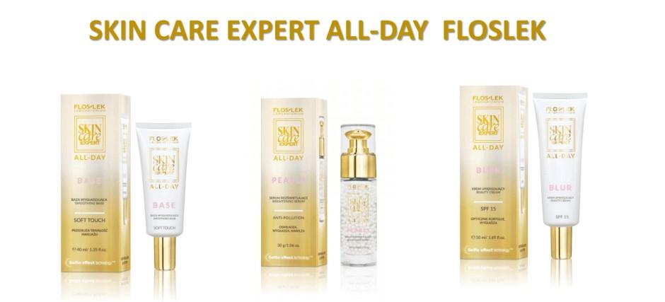 Kosmetyki SKIN CARE EXPERT ALL – DAY na piękny początek dnia
