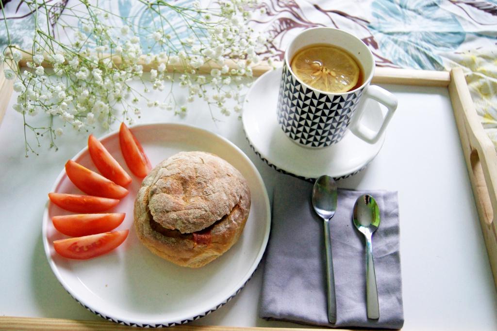 Pomysł Na śniadanie Niedzielne W łóżku Nianiocompl