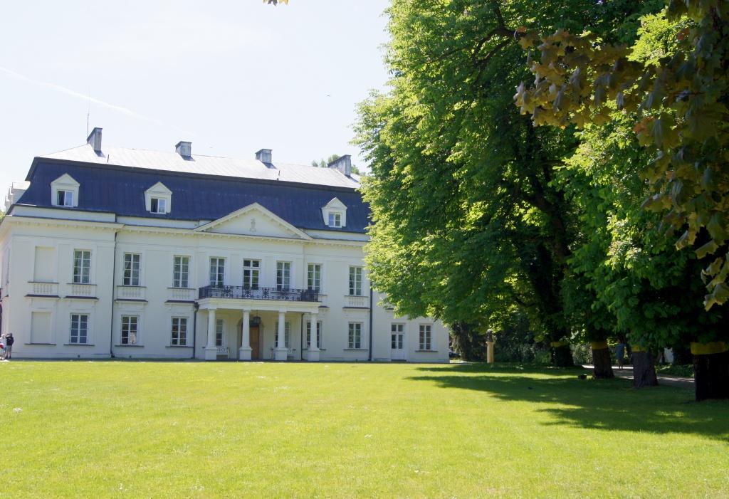 Pałac w Radziejowicach