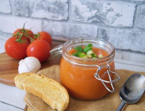 przepis na gazpacho