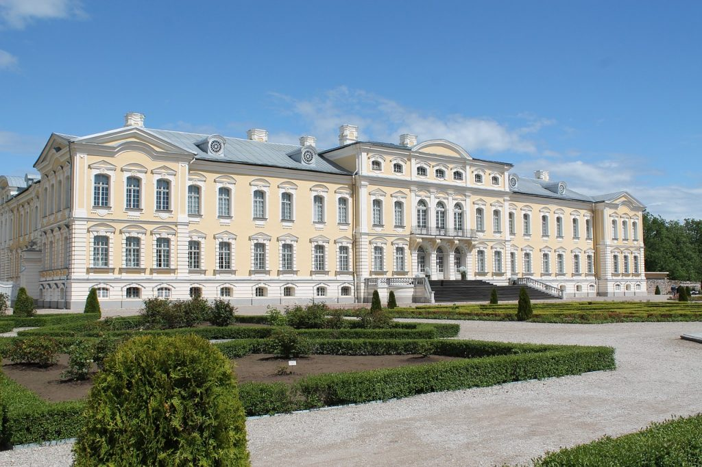 Litwa, Łotwa, Estonia