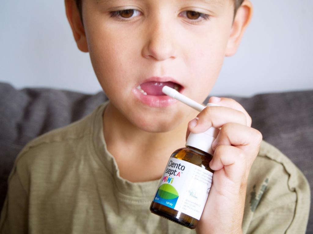 dentosept dla dzieci