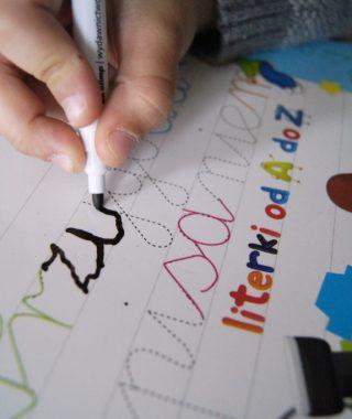 nauka pisania
