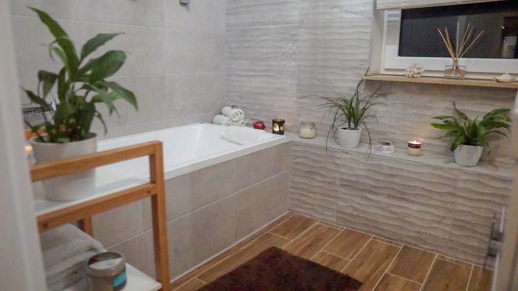 łazienka jak SPA