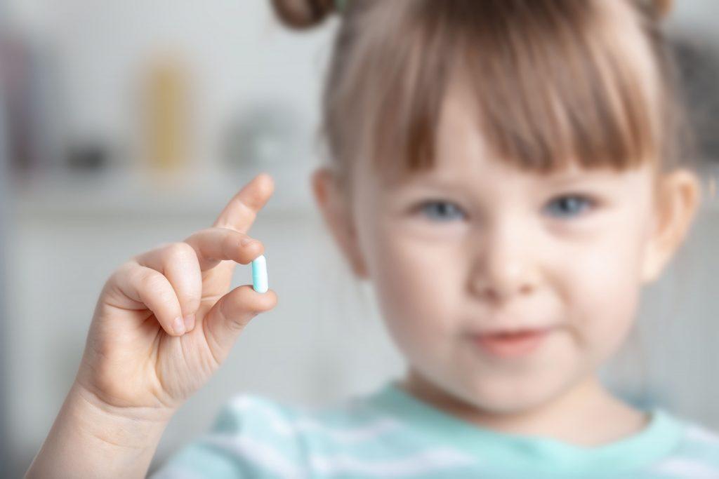 probiotyk dla dziecka