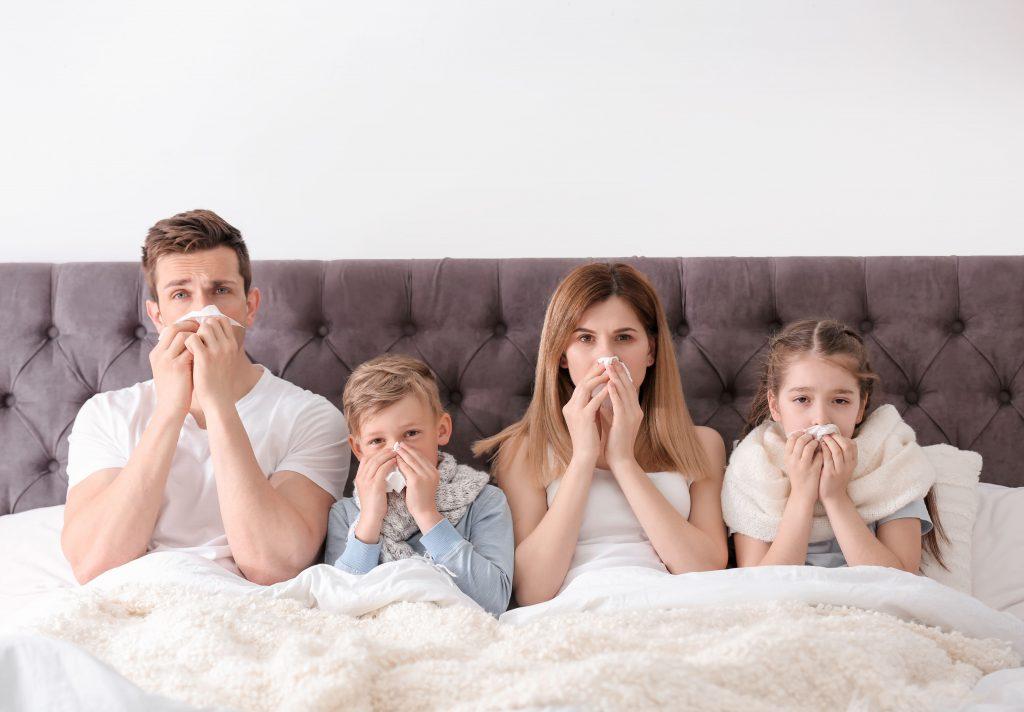 Jakie choroby może wywołać alergia?