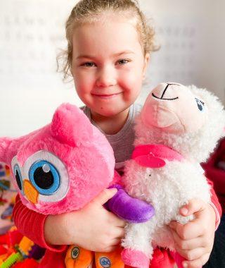 Pomysły na prezent dla czterolatki