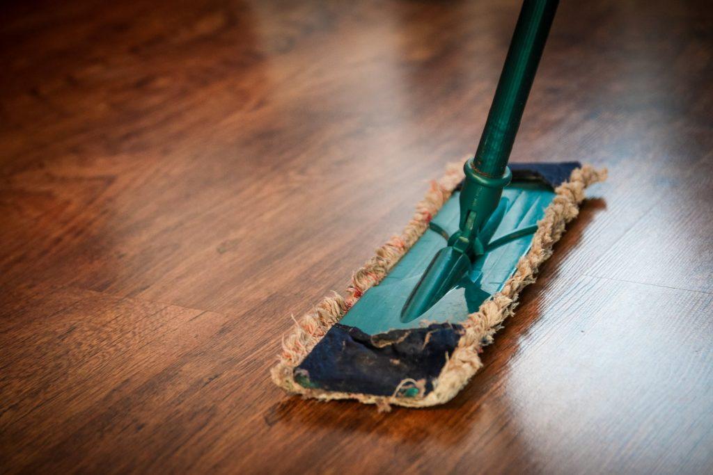 sposób na czysty dom